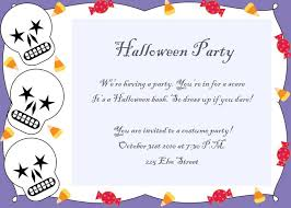 invitation for a party 21 free halloween invitations that you can print
