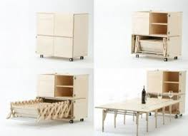 multifunctional furniture for small spaces. transformer furniture design for small spaces folding table and storage cabinet multifunctional c
