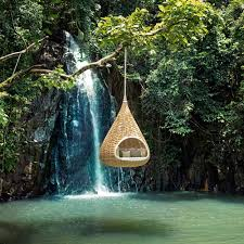 Small Picture 15 Garden Swing Chair Ideas