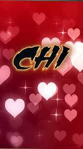 Chi as a ART Name Wallpaper!