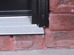 front door thresholdBackyards  How Replace Front Threshold Design Ideas Decor