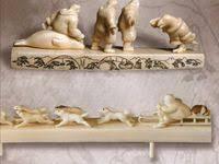 резная кость: лучшие изображения (465) в 2020 г. | Скульптура ...