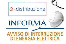 INTERRUZIONE DI ENERGIA ELETTRICA MARTEDI 7 APRILE A FAUGLIA IN VIA PONTITA