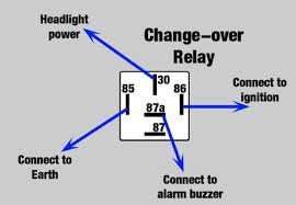 12v changeover relay wiring diagram 12v image 12 volt headlight switch wiring diagram 12 auto wiring diagram on 12v changeover relay wiring diagram