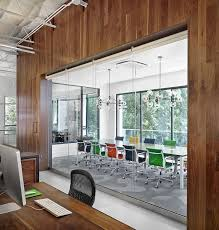 inspiring office design. Meeting Room With Colorful Chairs Inspiring Office Design