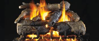 gas log sets