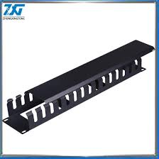ethernet cable manager organizer 1u 19