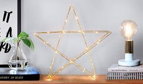 Led Sterne Und Beleuchtete Weihnachtssterne Lampenweltde