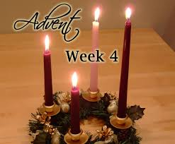 Image result for images of fourth sunday in advent