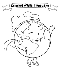 Kids activities blog loves coloring pages and how versatile they can be! Top 20 Free Printable Earth Day Coloring Pages Online