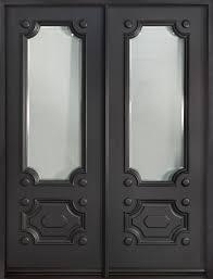 front door doubleFront Door Custom  Double  Solid Wood with Custom Paint Color