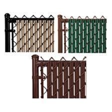 chain link fence slats brown. Chain Link Fence Privacy Slat Sets Slats Brown