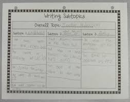informational writing getting started ashleigh s education journey informational writing subtopics