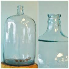 architecture vintage glass jugs three large milk for plan 6 cork clear whole extra with decorative