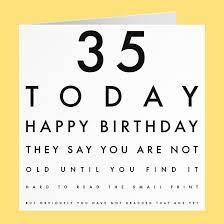 Happy 35th Birthday Meme