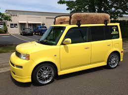 Saw This Car In Oregon Cool Scion Xb Toaster Scion Xb Toyota Scion Xb Scion
