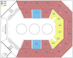 Family Arena Seating Chart Circus 97th Annual Syrian Shrine Circus At Bb T Arena