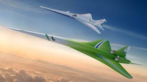Aircraft Design Projects For Engineering Students Lockheed Martin Unveils Plans For Quiet Supersonic Passenger