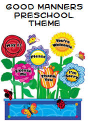 Good Manners Chart For Class 1 Good Manners Theme And Activities Child Care Lounge