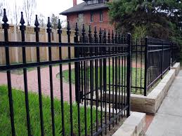 wrought iron privacy fence. Unique Wrought Fences On Wrought Iron Privacy Fence I
