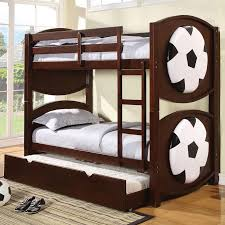 Acme Furniture All Star Sports Themed Football Twin Headboard