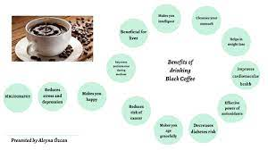 Research shows that you burn more. Benefits Of Drinking Black Coffee By Aleyna Ozcan