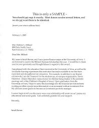 sample re mendation letter for school