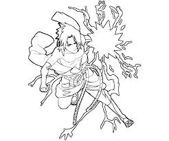 Naruto Coloring Pages Sakura Page Printable Free Jadoxuvaletop