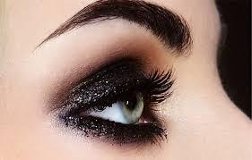 how to do smokey makeup diy