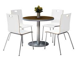 round office table and chairs home and design gallery
