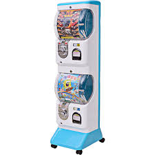 Toy Capsule Vending Machine For Sale Simple Double Toy Capsule Vending Machine Standard Version Arcade Video