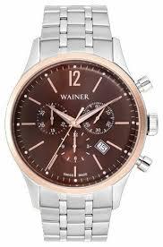 Наручные <b>часы WAINER WA</b>.<b>12528-G</b> — сколько стоит ...