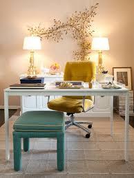 home office decor. Autumn Golden Home Office Decor