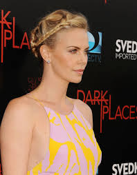 Charlize Theron Short Hair Style charlize theron just chopped her hair super short glamour 4044 by wearticles.com