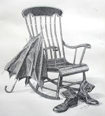 rocking chair drawing. Rocking Chair Drawing S