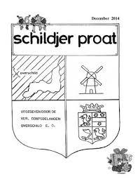 Schildjerproat December 2014 By Berend Botje Issuu