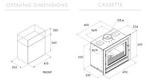 riva 40 dimensions
