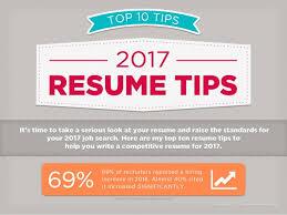 Resume Tips 2017 Inspiration 7218 24 Resume Tips Top 24 Resume Tips For 24