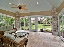 ideas small enclosed back patio sy