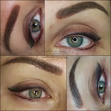 татуаж век в спб перманентный макияж глаз стрелки цены фото