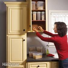 quick solutions to the most common cabinet problems
