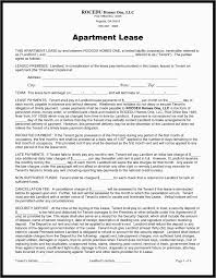 Unique Free Printable Lease Template Best Of Template