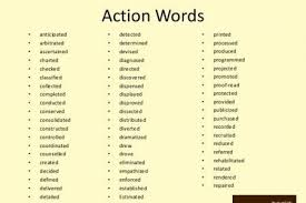 Resume Words For Teachers Awesome Teacher Resume Verbs Best Resume
