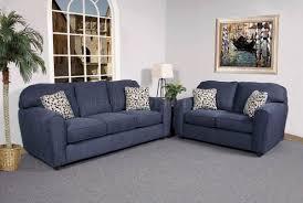 Navy Blue Furniture Living Room Navy Blue Sofa Set Thesofa
