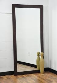 American Value Walnut Showroom Tall Vanity Wall Mirror Reviews