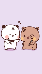 Ghim của Polie's Ploy trên KaWa~Panda trong 2020 | Đang yêu, Động vật, Ảnh  tường cho điện thoại