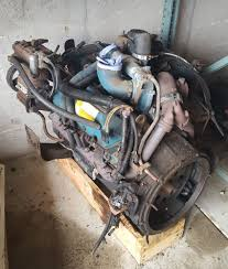 2000 International T444E (Stock #51003-01) | Engine Assys | TPI