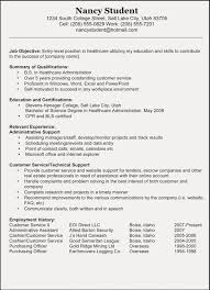 Objective For Resume Professional Resume Examples Objectives Best