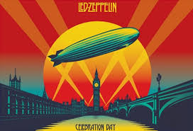 Image result for led zeppelin celebration day