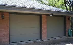 sightly how to paint a metal garage door garage door